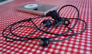 Podcasts via iPod