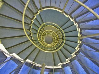 Spirale - Treppe