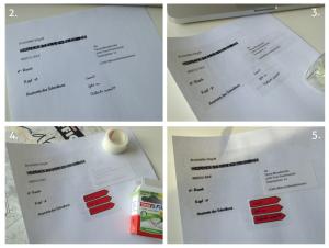 Tutorial: Etiketten drucken