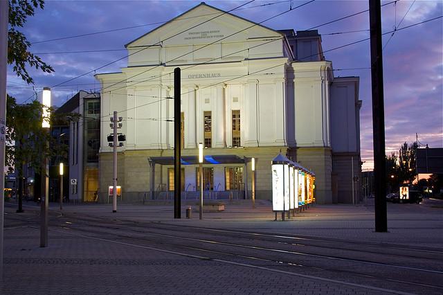 Theater Magdeburg - Opernhaus
