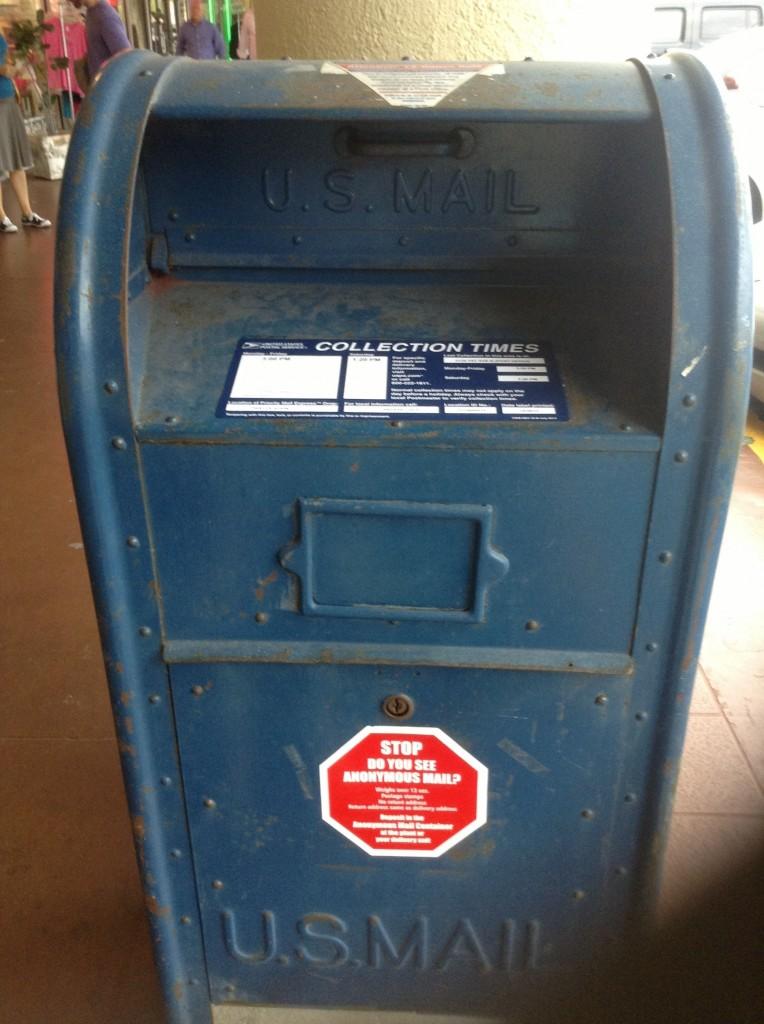 US Mailbox